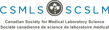 Canadian Society for Medical Laboratory Science logo