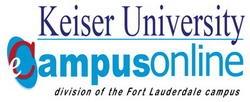 Keiser University Campus Online logo